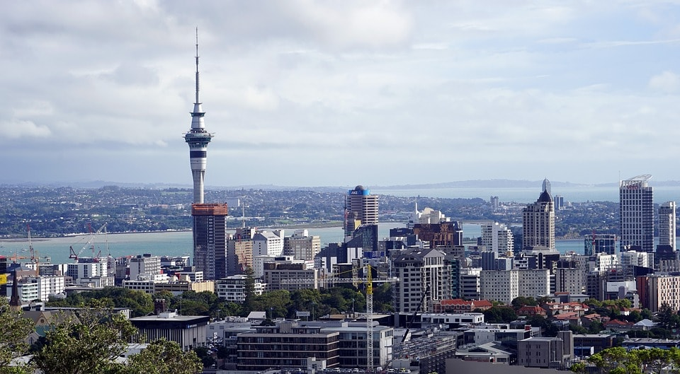Flights from Chengdu, China to Auckland, New Zealand from only $693 roundtrip