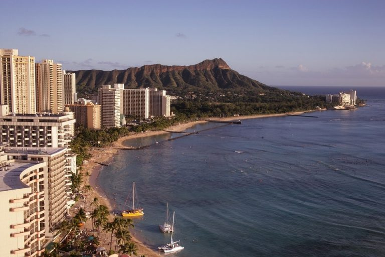 Flights from Denver, USA to Honolulu, USA from only $420 roundtrip