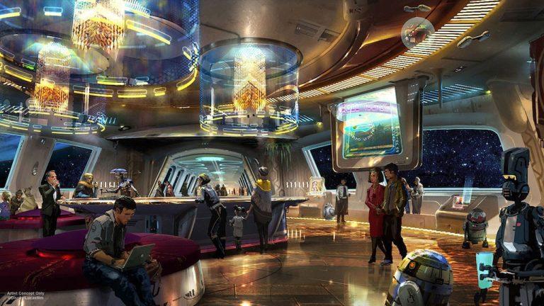 Disney is Building a Star Wars Hotel in Orlando