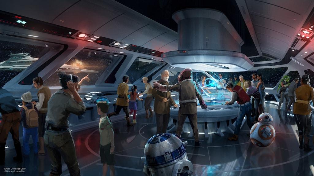 Star Wars Hotel Orlando, USA 3