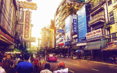 Flights from London, UK to Bangkok, Thailand from only £477 roundtrip