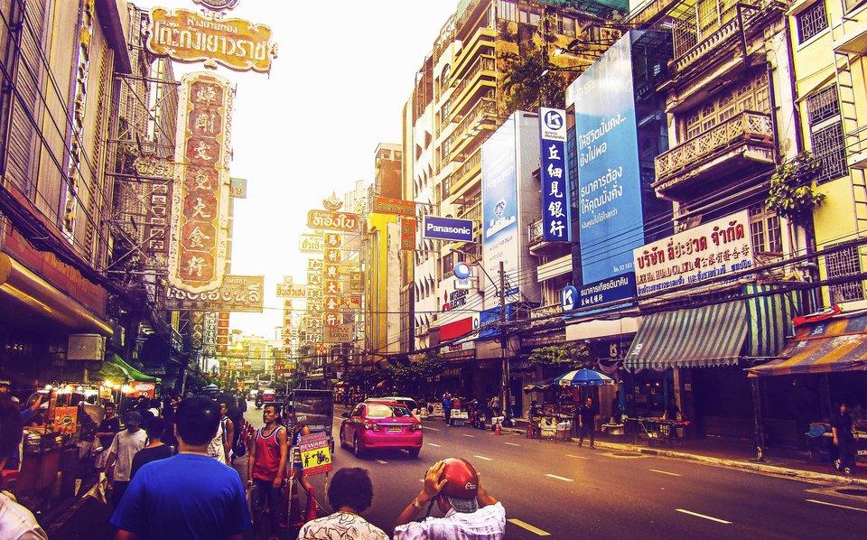 Flights from Zurich, Switzerland to Bangkok, Thailand from only €519 roundtrip