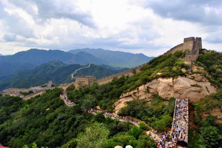 Flights from Seattle, USA to Beijing, China from only $467 roundtrip