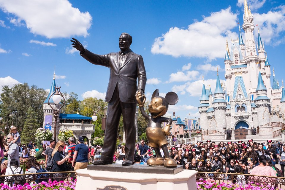 Flights from London, UK to Orlando, Florida from only £549 roundtrip