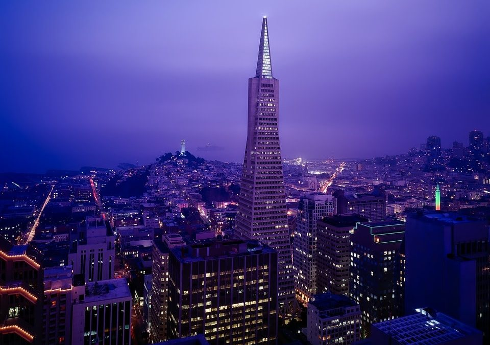 Flights from Shanghai, China to San Francisco, USA from only $393 roundtrip
