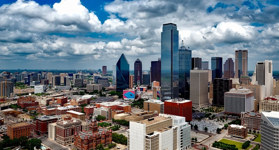Direct Flights from Oakland, USA to Dallas, USA from only $120 roundtrip