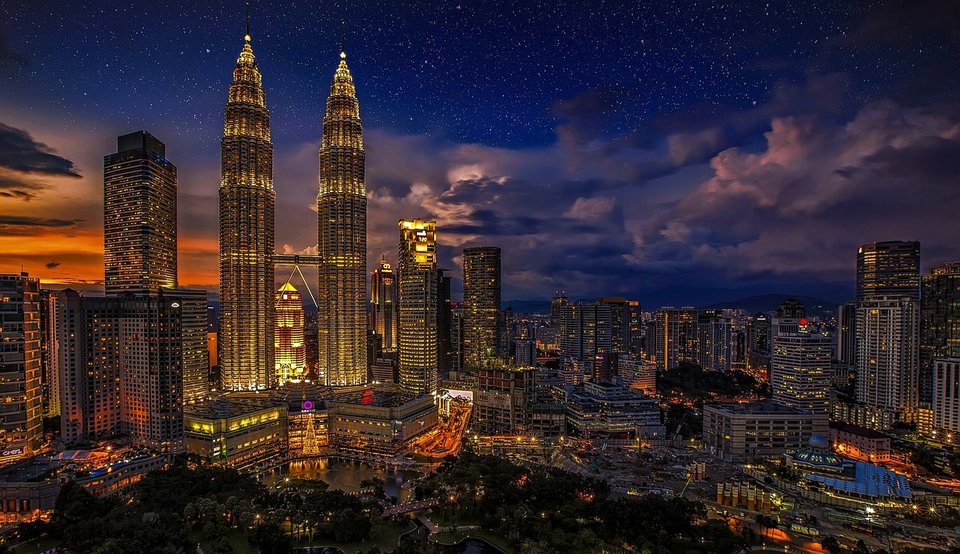 Flights from Sydney, Australia to Kuala Lumpur, Malaysia from only AUD 287 roundtrip