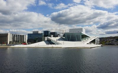 Flights from San Francisco, USA to Oslo, Norway from only $397 roundtrip