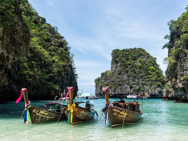Flights from Rome, Italy to Phuket, Thailand from only €589 roundtrip