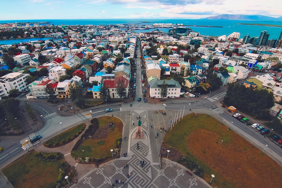 Flights from Frankfurt, Germany to Reykjavik, Iceland from only €267 roundtrip