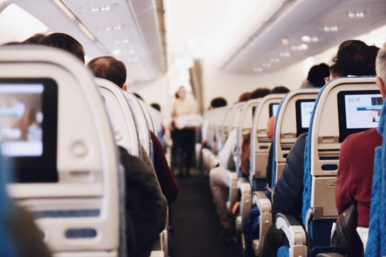 Check Out What's on In-Flight Before You Board