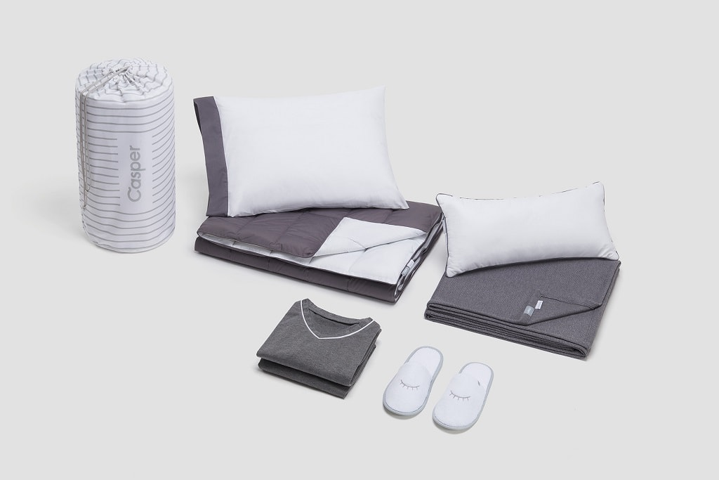 American Airlines and Casper First Class – Long-Haul International Routes