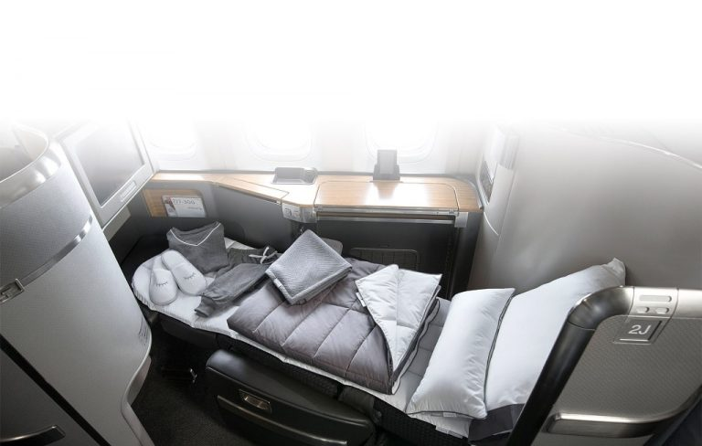 American Airlines and Casper Want to Make Your Flight Even More Cosy
