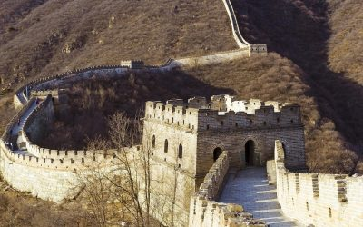 Flights from Las Vegas, USA to Beijing, China from only $431 roundtrip