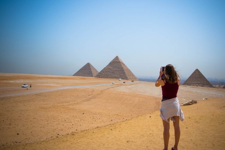 Flights from New York, USA to Cairo, Egypt from only $478 roundtrip