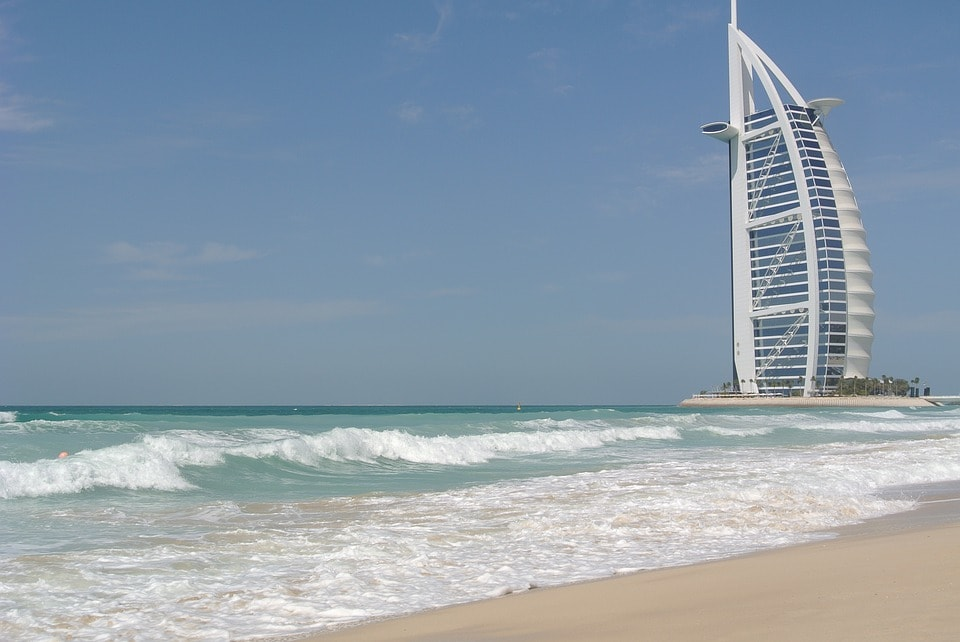 Flights from Hamburg, Germany to Dubai, UAE from only €388 roundtrip