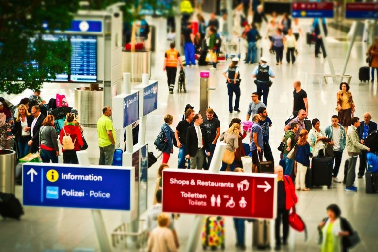 Check-In Delays Around the World Due to a System Crash