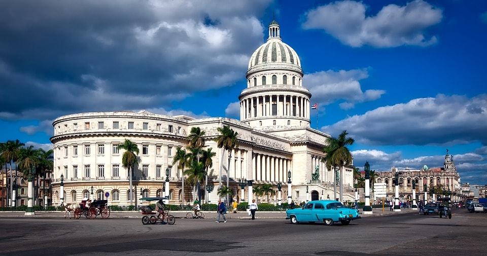Flights from Frankfurt, Germany to Havana, Cuba from only €659 roundtrip