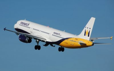 Monarch is dead and 110.000 passangers are stranded
