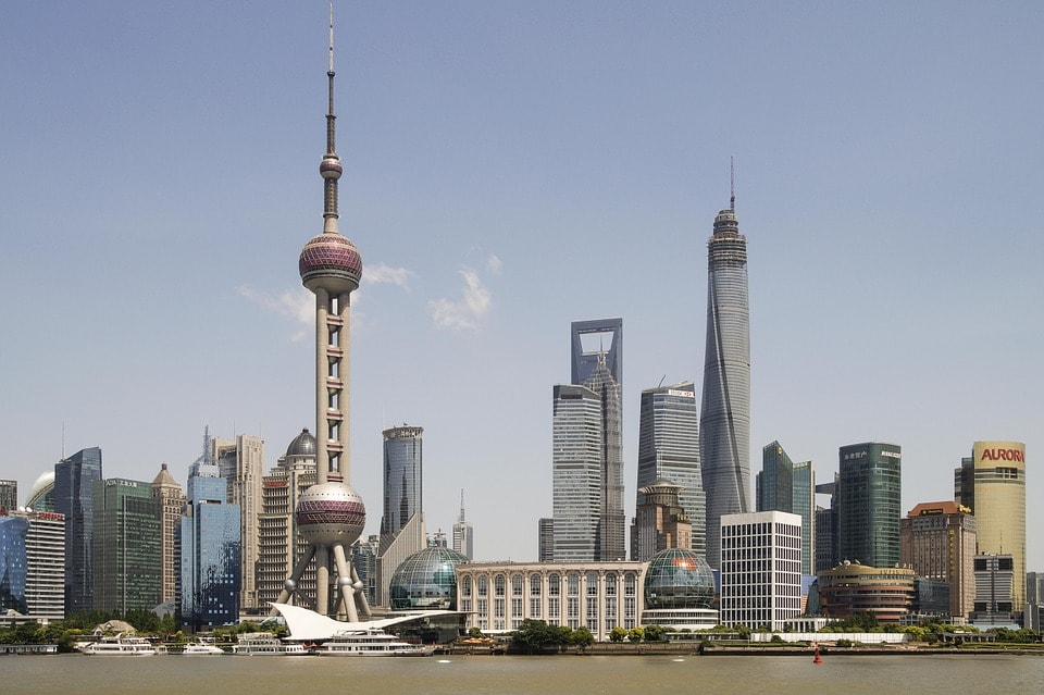 Flights from San Francisco, USA to Shanghai, China from only $384 roundtrip