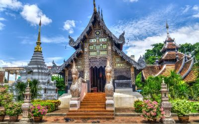 Flights from Geneva, Switzerland to Chiang Mai, Thailand from only €359 roundtrip