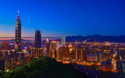 Flights from Vancouver, Canada to Taipei, Taiwan from only CAD 635 roundtrip