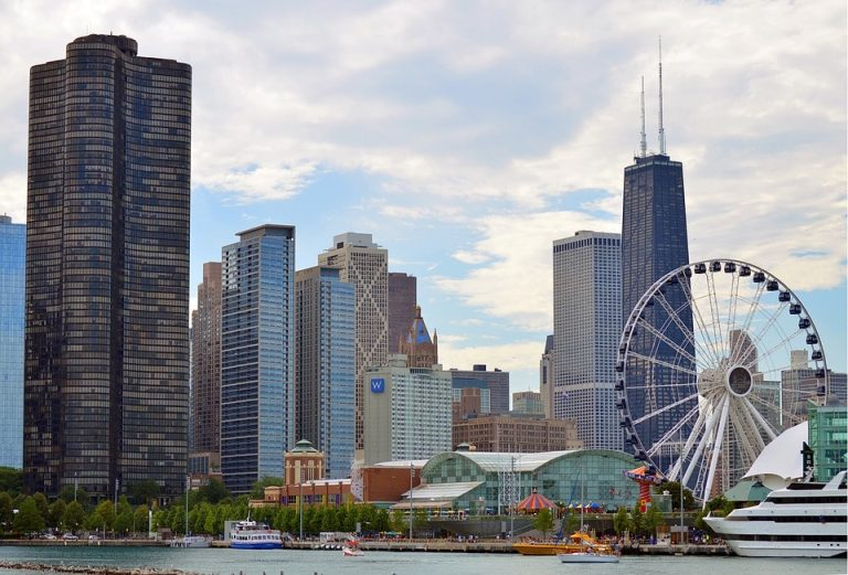 Direct Flights from Atlanta, USA to Chicago, USA from only $71 roundtrip
