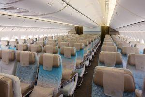 Emirates Boeing 777 Economy Class 1