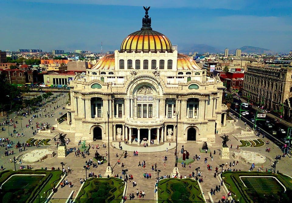 Direct Flights from Dallas, USA to Mexico City, Mexico from only $189 roundtrip