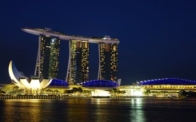 Flights from London, UK to Singapore from only £402 roundtrip