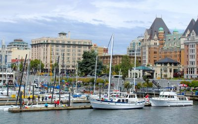 Direct Flights from Edmonton, Canada to Victoria from only CAD 159 roundtrip