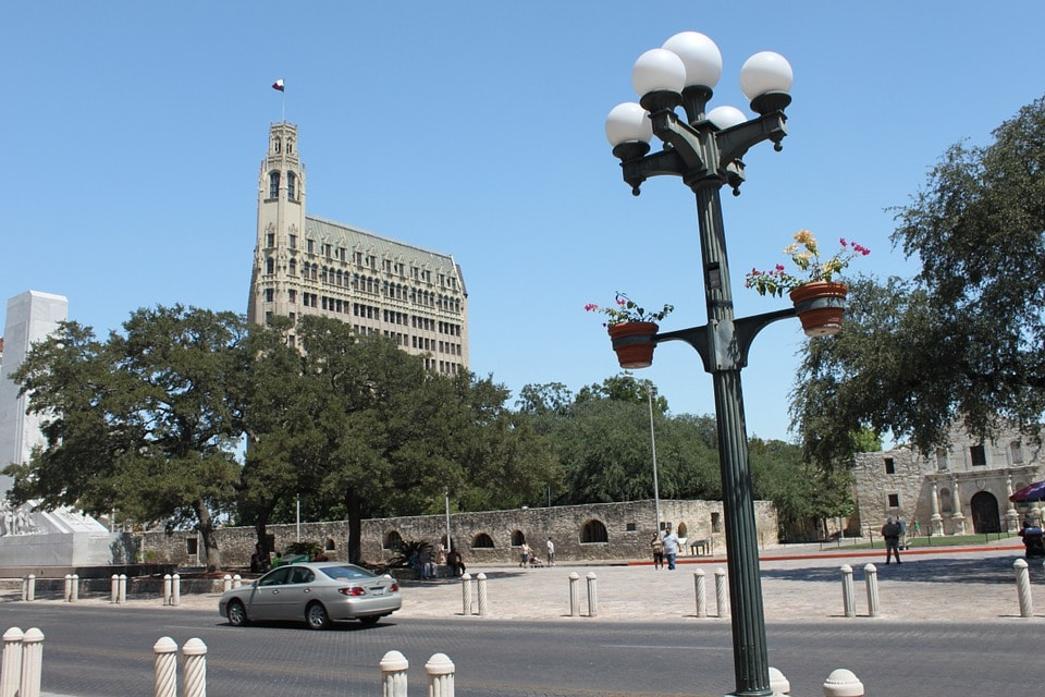 Flights From Toronto Canada To San Antonio Texas From