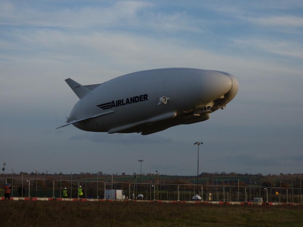 Hybrid Air Vehicles airlander