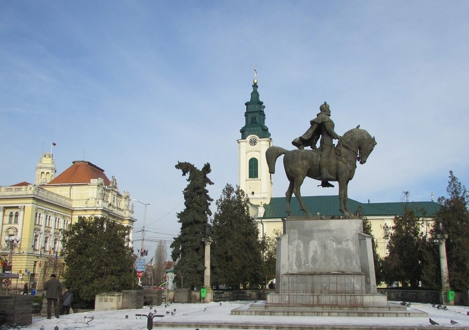 Flights from Dusseldorf (Weeze), Germany to Oradea, Romania from only €488 roundtrip