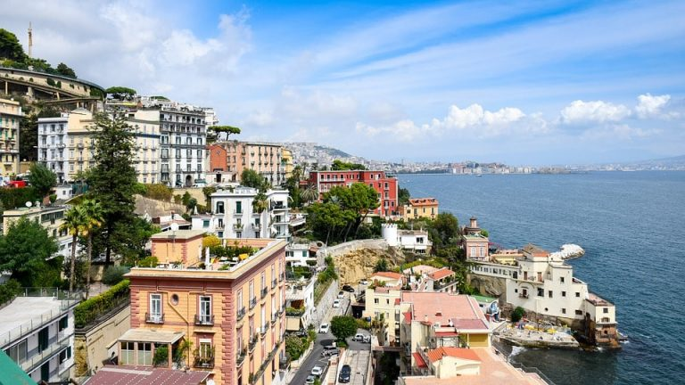 Flights from New York, USA to Naples, Italy from only $444 roundtrip