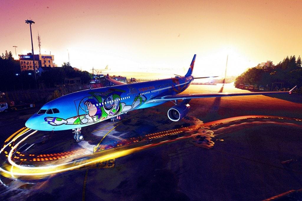 Toy Story aeroplane 1