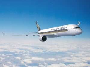 Singapore Airlines Airbus A350 ULR